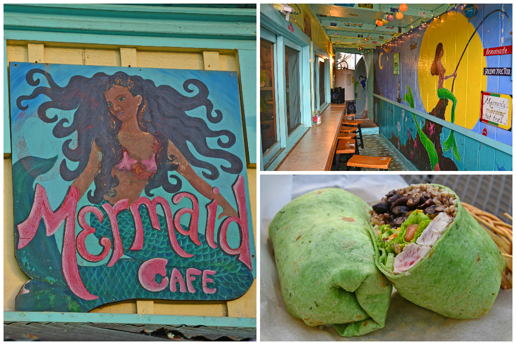Mermaid Cafe - Places to Eat in Kauai