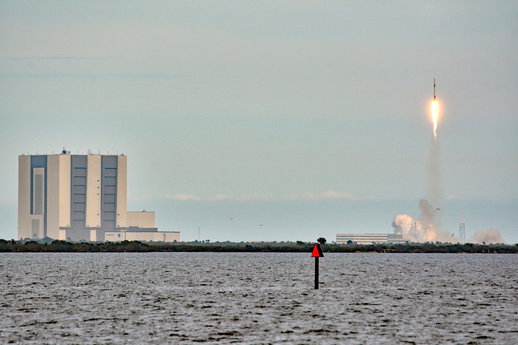 Kennedy Space Center Launch