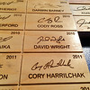 Cody Ross - Louisville Slugger Museum / Factory
