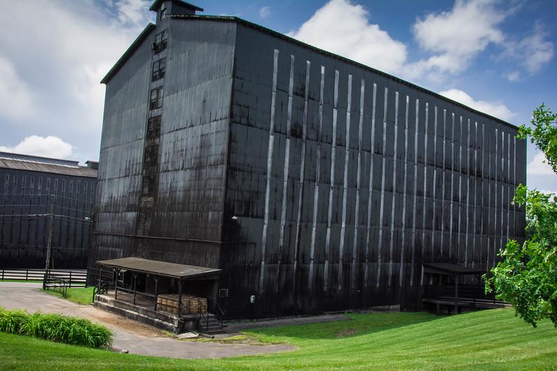 jim beam distillery tour