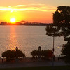 sunset Lake Charles