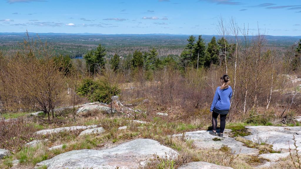 Maine Beaches: Hiking at Mount Agamenticus