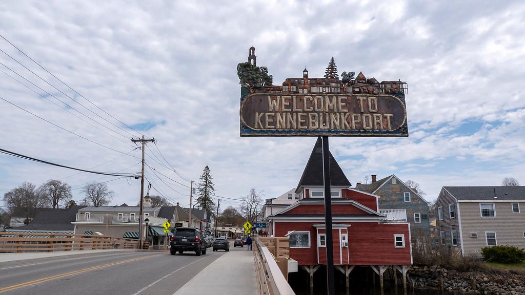 Maine Beaches: Kennebunkport Maine
