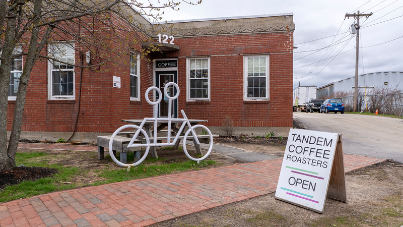 Tandem Coffee Roasters: Best coffee shops in Portland Maine