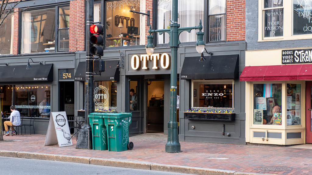 Where to eat in Portland Maine: Otto