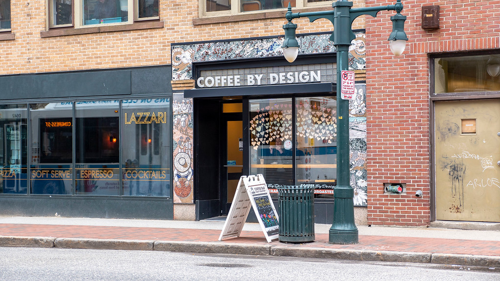 Coffee By Design: Portland Maine Coffee Shops