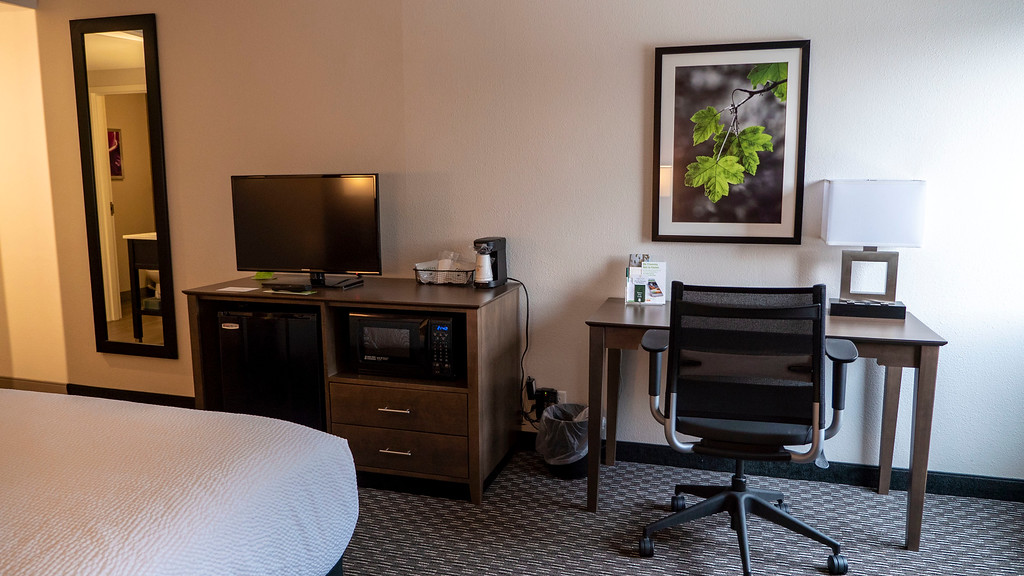 La Quinta Inn by Wyndham Portland Maine hotel review