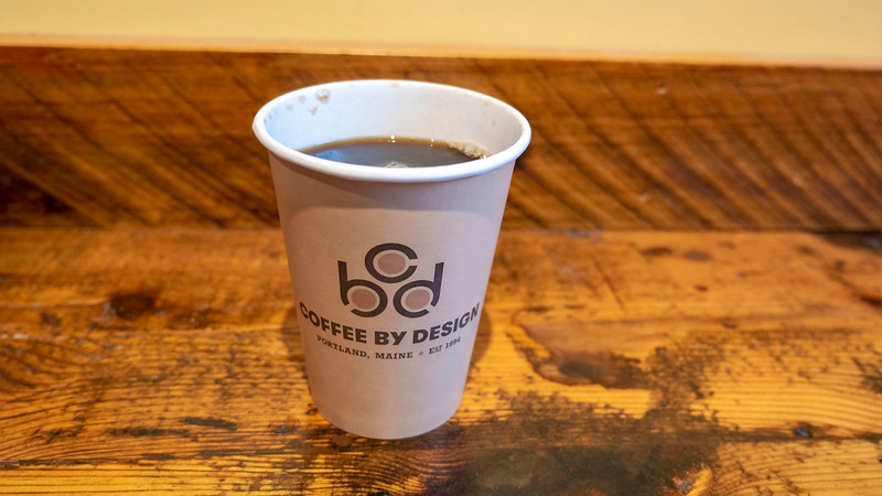 Coffee By Design: Portland Maine Coffee Shops