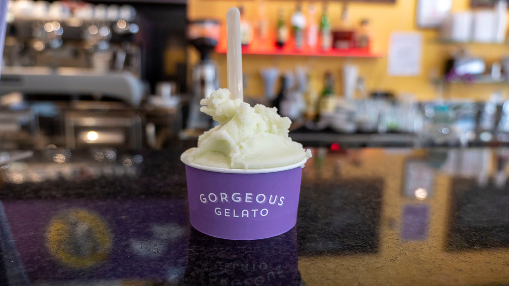 Gorgeous Gelato - vegan ice cream in Portland Maine