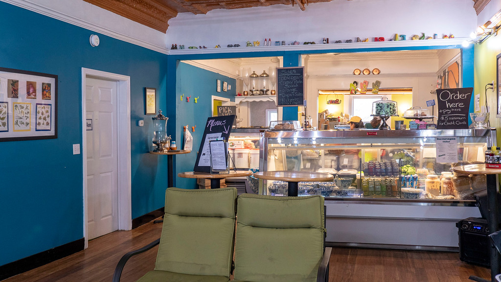 Where to eat in Portland Maine: Simply Vegan by Silly's