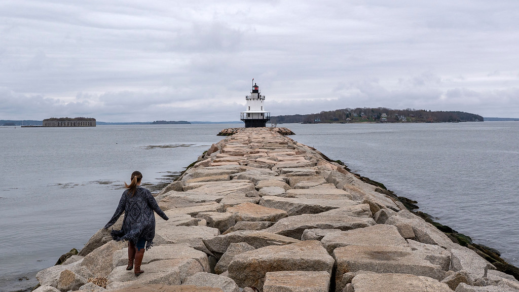 Best Things to Do in Portland Maine: Visit the Lighthouses
