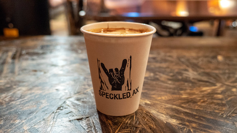 Speckled Ax: Top coffee shops in Portland Maine