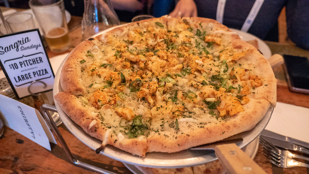 Vegan Portland Maine Guide: Otto pizza - Vegan pizza in Portland Maine