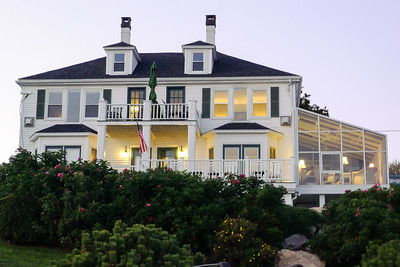 Boothbay, Maine Greenleaf Inn