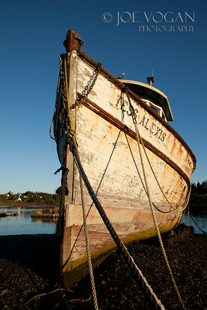 Fishing Boat, Bucks Harbor Area, Maine