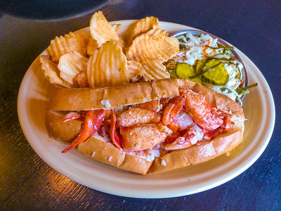"Freeport, Maine Linda Bean""s Maine Lobster Restaurant"