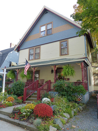 Mount Desert Island, Maine Bar Harbor - The Maple Inn