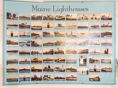Rockland, Maine Maine Lighthouse Museum
