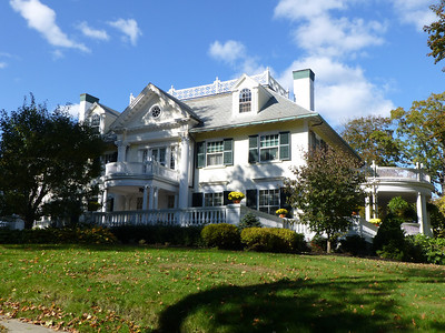Bath, Maine Local Mansion