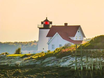 Southport Island  Hendricks Lighthouse