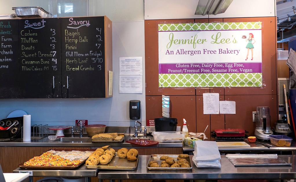 Jennifer Lee's Allergy Free Bakery