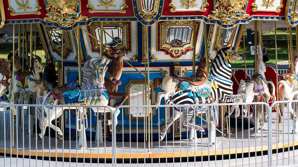 Boston Common - Carousel