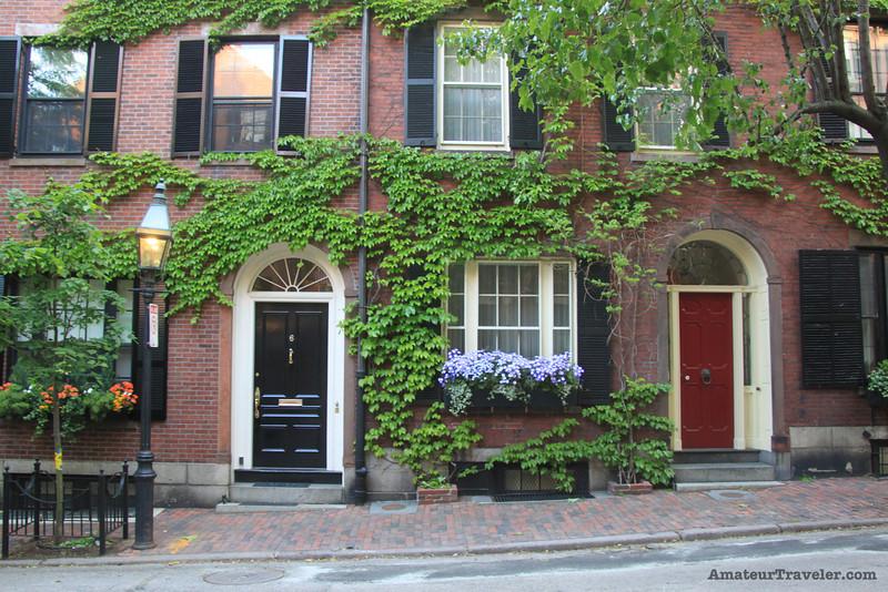 Boston - Beacon Hill