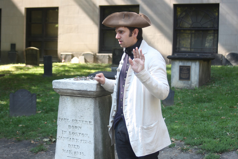 Boston - Granary Burial Ground