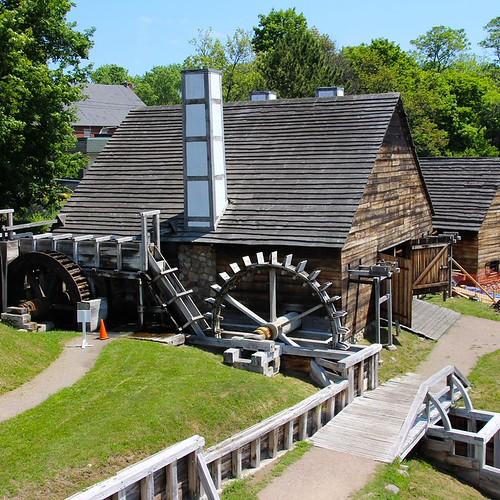 Saugus Iron Works National Historic Site – Lynn, Massachusetts – Video #92