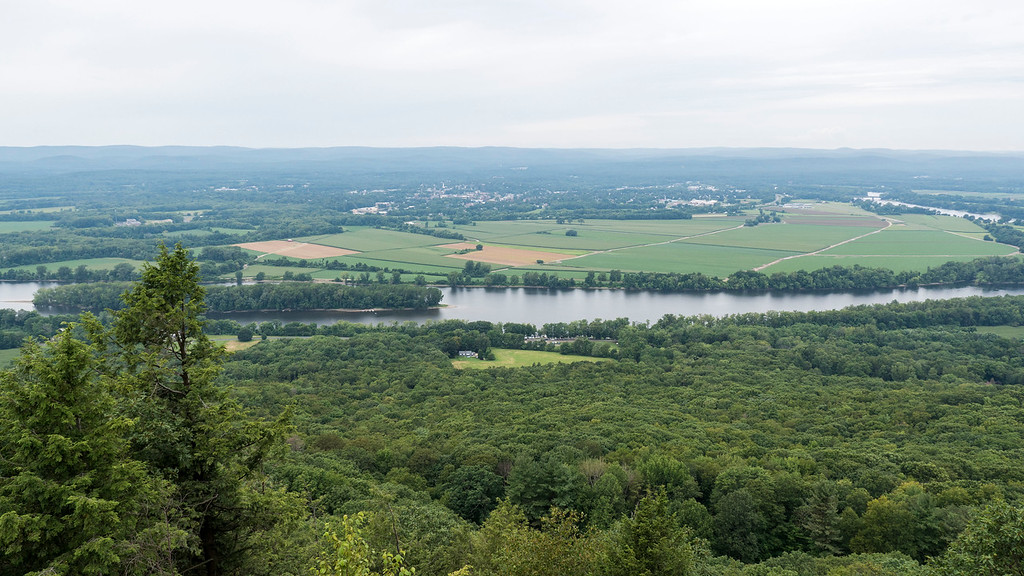 Things to do in Western MA: Mount Holyoke summit