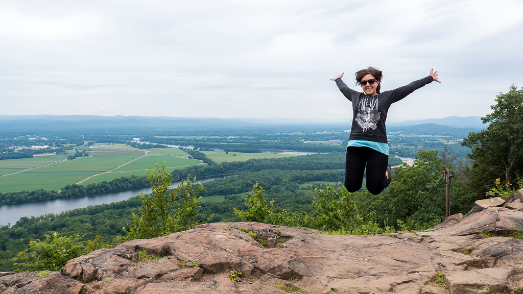 Mount Holyoke summit
