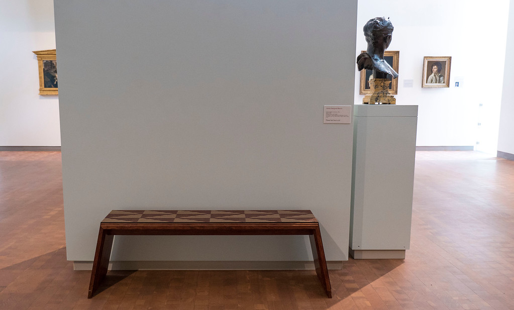 Smith College Museum of Art Benches