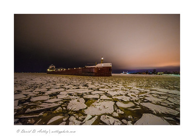 CSL Niagara, Duluth, MN