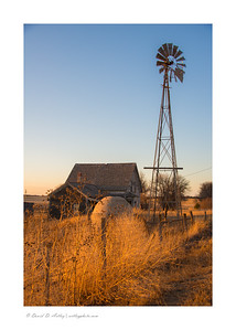 Abandoned Farmstead, Nebraska