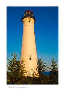 Crisp Point Light, Michigan UP, west of Whitefish Point