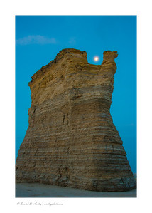 Monument Rocks, KS