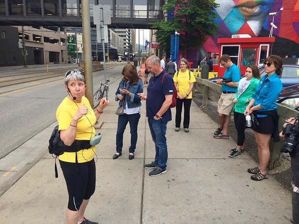 The Fit Tourist Walking Tour