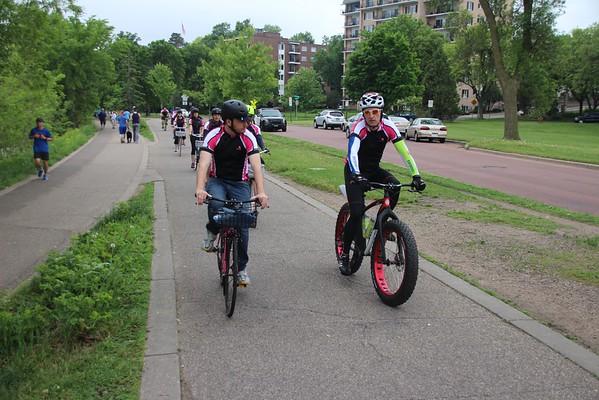 W Minneapolis Bike Tour