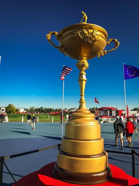 2016 ryder cup tournament