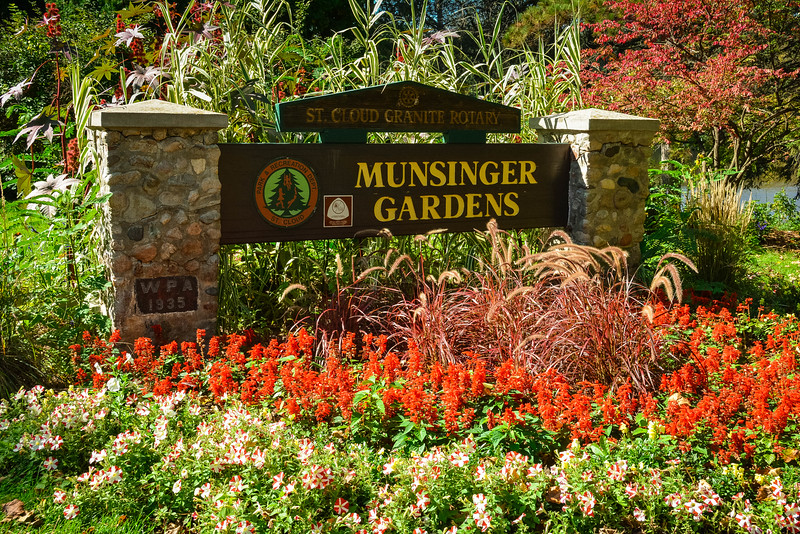 munsinger gardens st cloud