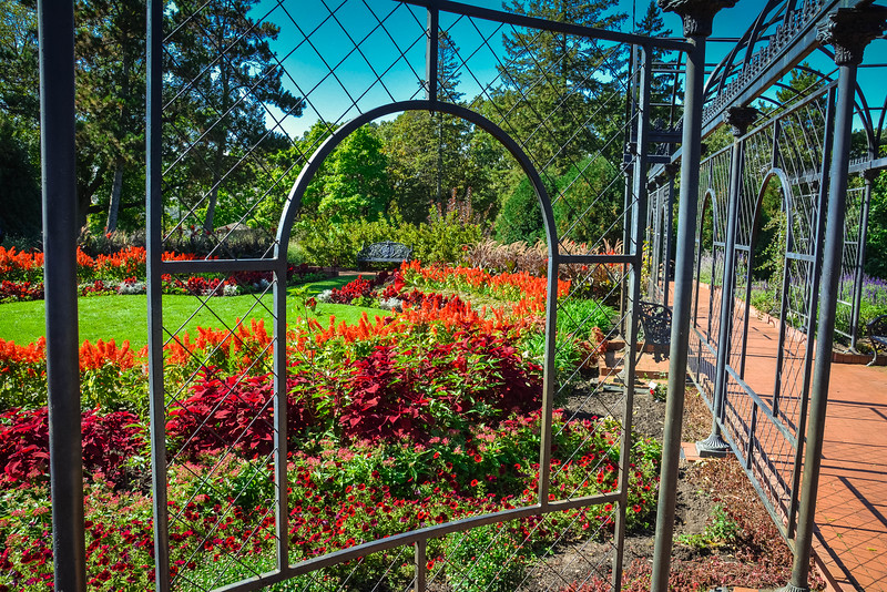 visit st cloud botanical gardens