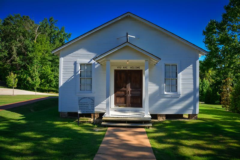 Elvis Presley Boyhood Church