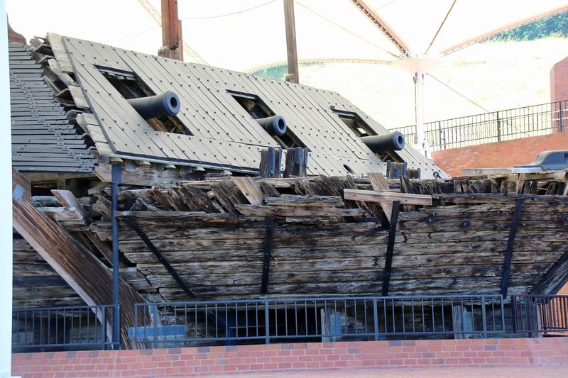 USS Cairo Gunboat and Museum