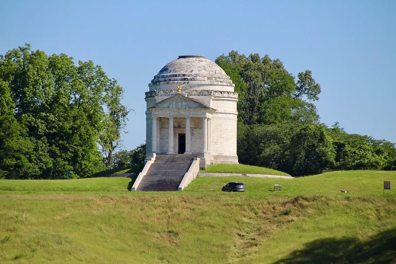 Illinois Pavilion - Vicksburg National Military Park