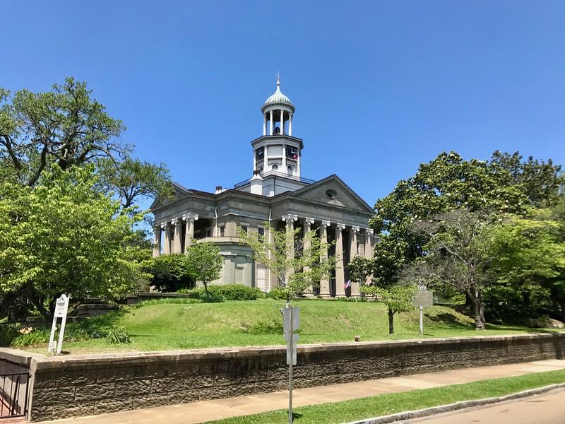 Vicksburg Old Courthouse