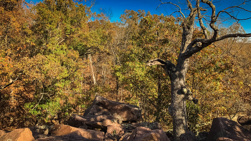 elephant rocks state park missouri