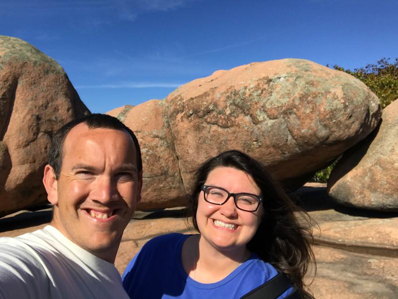 elephant rocks state park in missouri