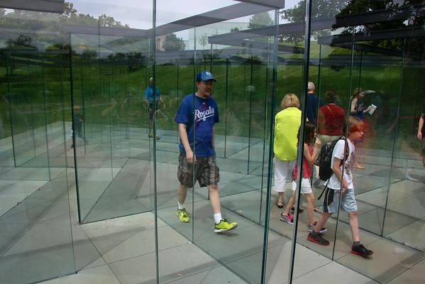 glass labyrinth