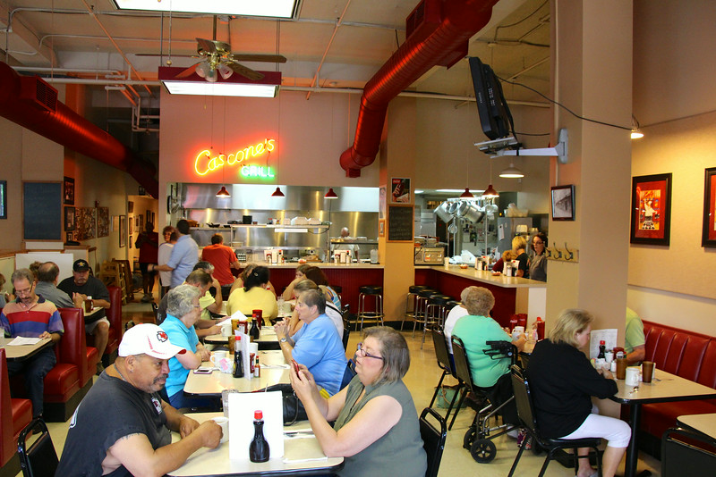 Cascone's restaurant