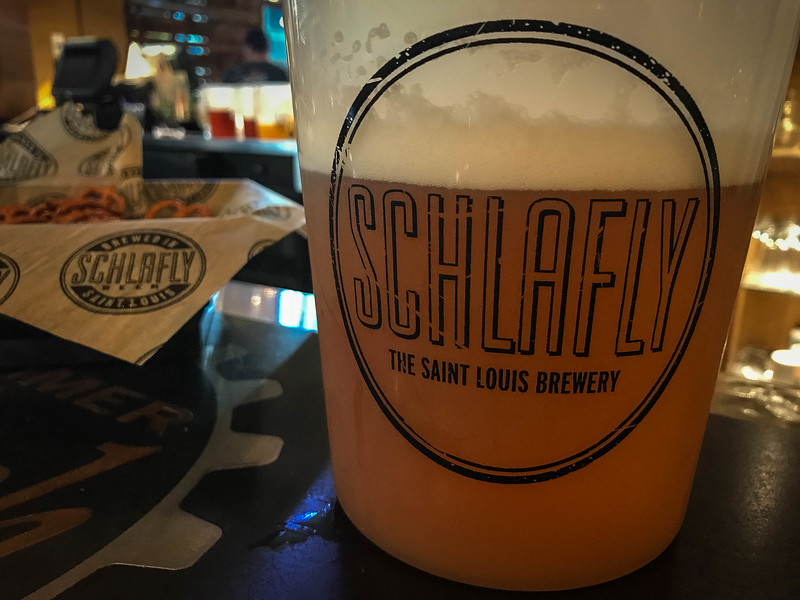 schlafly brewery tour